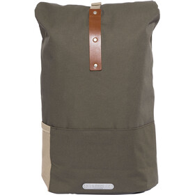 Brooks Hackney Mochila 24-30l, green fleck/honey